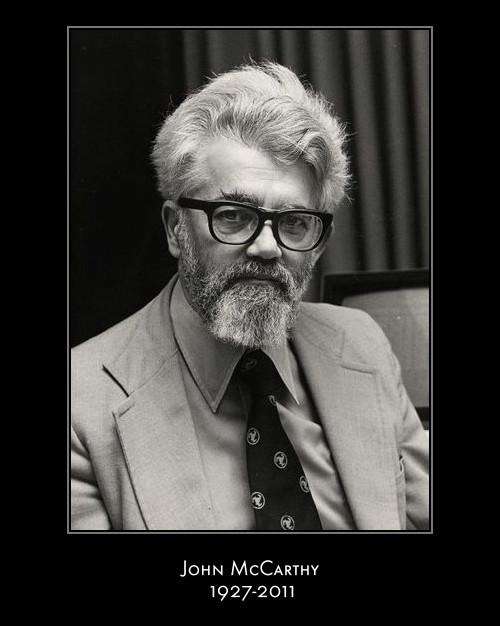 John McCarthy 1927-2011